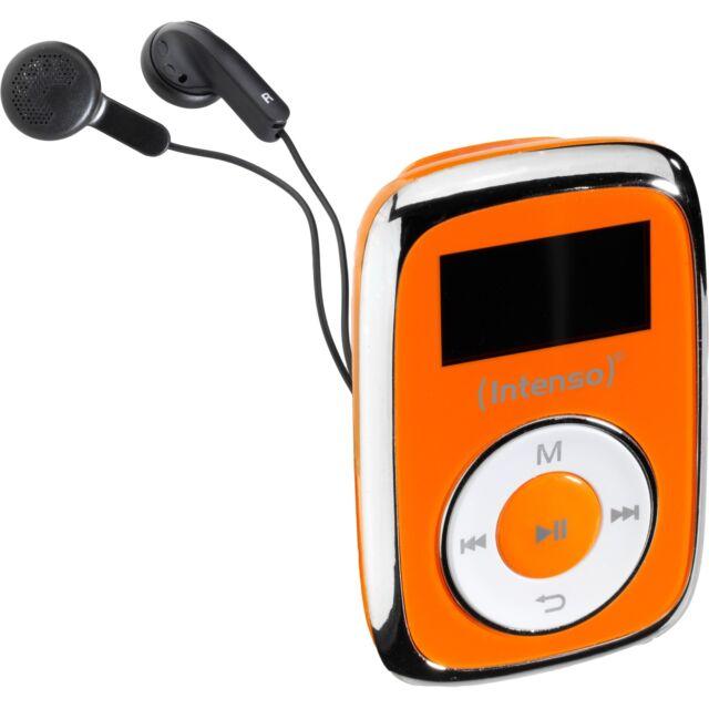 Intenso Music Mover, MP3-Player, orange