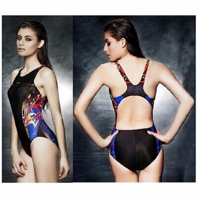 Badeanzug Schwimmanzug Damen Formbadeanzug Sport Schwimmer Wettkampf