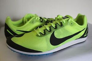 the latest 751d1 9aee5 Image is loading Nike-Zoom-Rival-D-10-Track-Distance-Spikes-