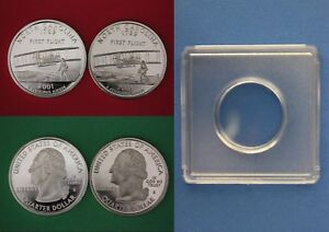 LOW COMBINED SHIPPING 2001S quarter proof set