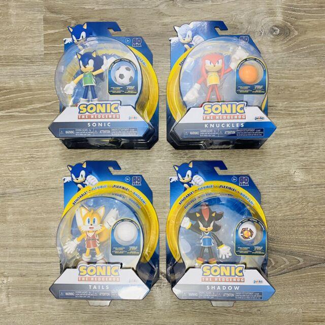 Sonic the Hedgehog Vinyl Mini Series Kidrobot Tails Waving 3//20