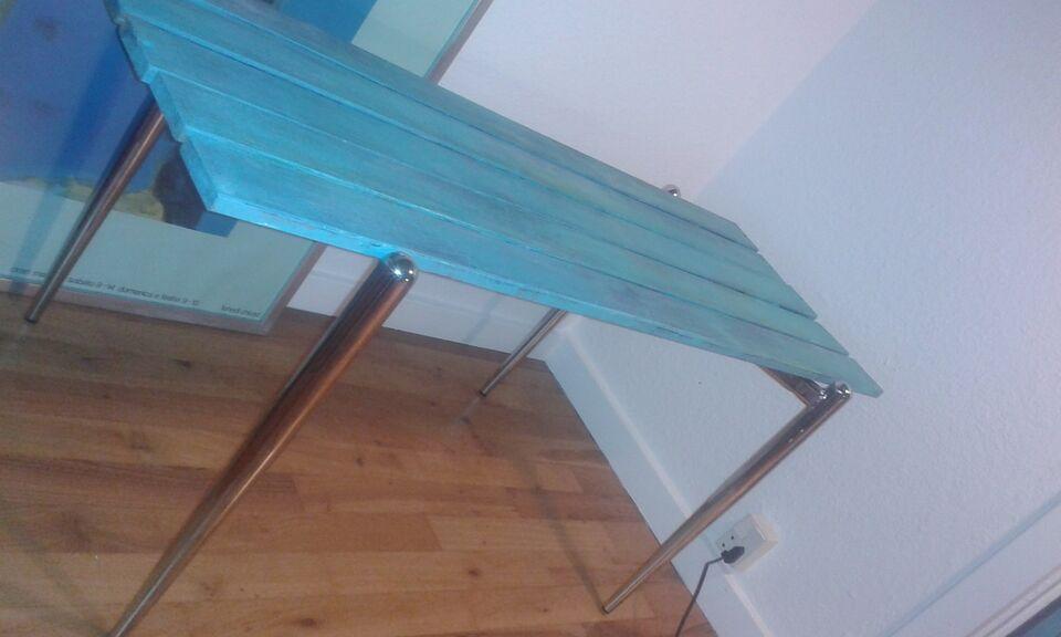 Sofabord, fyrretræ, b: 45 l: 100 h: 48