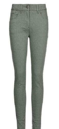 Ex m/&s Jeggings Mid Rise Femme Extensible Skinny Denim Pantalon Legging 6 28