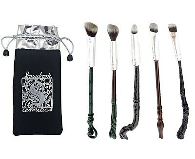 New Harry Potter Cosmetics Wand Makeup Brushes Makeup Wizard Brushes Set Gifts