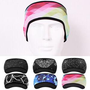 HO-BU-EB-DV-JT-Fashion-Winter-Hair-Band-Unisex-Outdoor-Sports-Cycling-Runni