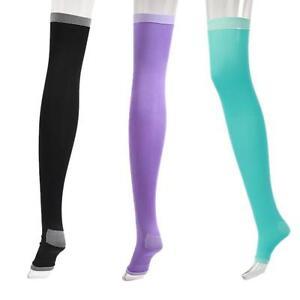 Unisex Vintage Car Pattern Knee High Compression Thigh High Socks Soccer Tube Sock