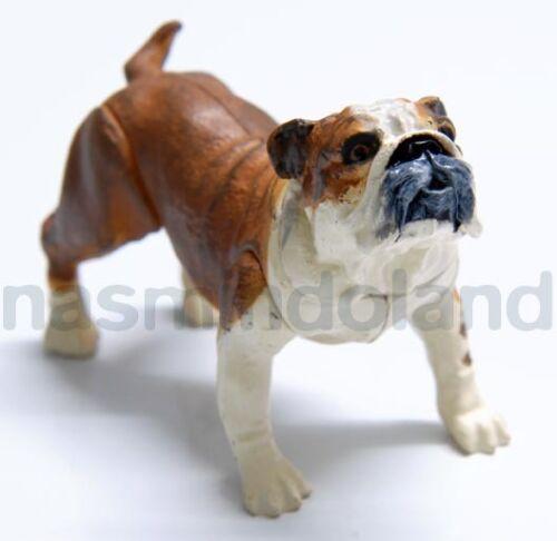 Kaiyodo Furuta English Bulldog Dog Pet Animal secret Figure Figurine RARE