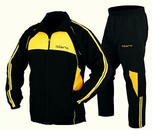 ISLERO-Men-Sports-Tracksuit-Gym-Jogging-Running-Zipper-Trouser-Upper-Casual-MMA
