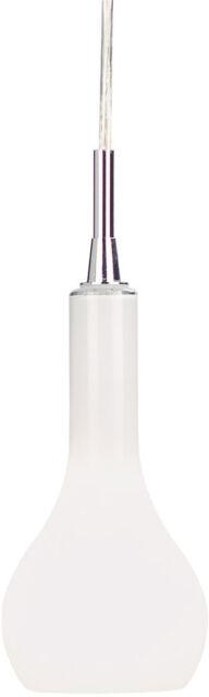 Suspension Luminaire suspendu Mini lampe de salle à manger verre blanc