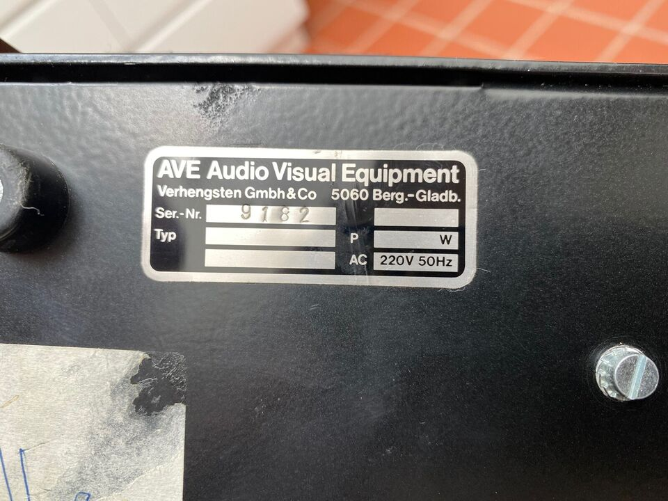 Båndoptager, Andet, Audiopuls-Player