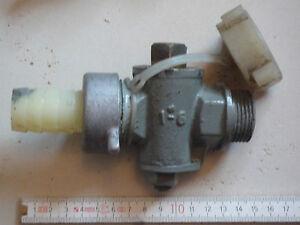 Ablassventil-Auslaufventil-Kegelhahn-1-Zoll-DDR-Schlauchanschluss