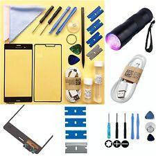 Sony Xperia Z3 Pantalla Táctil Digitalizador Cristal Reemplazo D6603 D6643 Negro