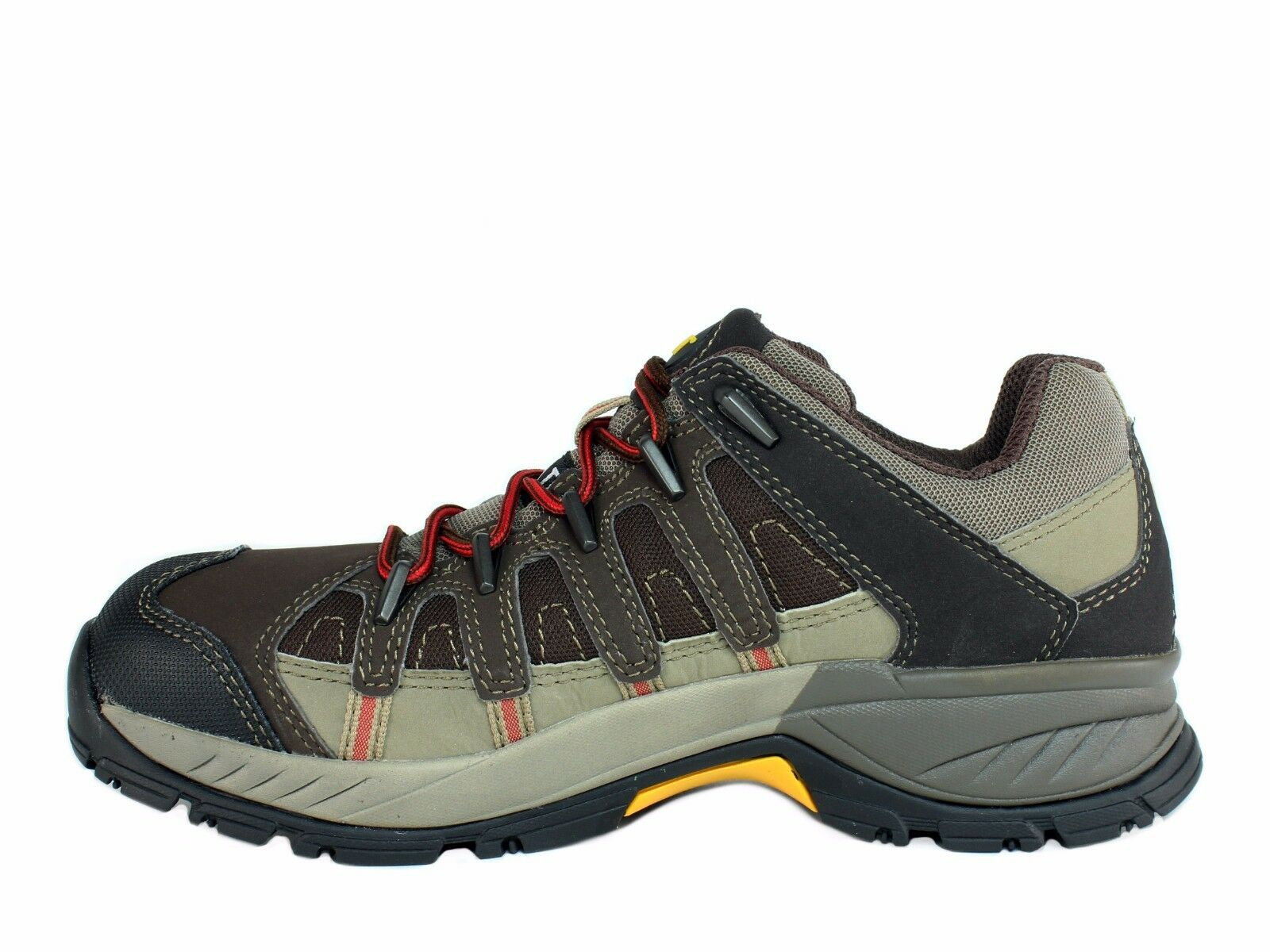 Caterpillar LINCHPIN Steel Toe EH  Uomo Work & Shoes Safety Brown  Shoes & 50dcb1