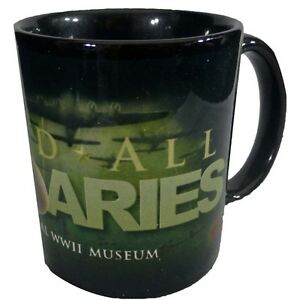 WWII-National-Museum-Beyond-All-Boundaries-Coffee-Mug-10-Ounce-Combat-Helmet