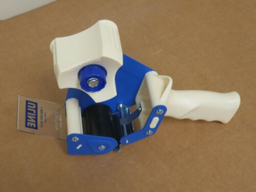 "Uline Industrial 2/"" Side Load Hand held H-150 Tape Dispenser Shipping Receiving"