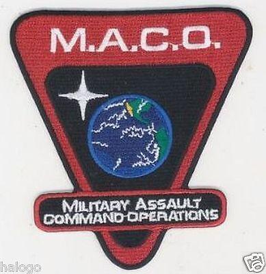 STAR TREK MACO PATCH - STK70