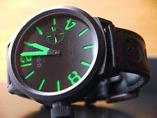 U-Boat U-6497 Flightdeck 50 Manual Wind Watch **RRP £2800.00**
