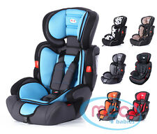 Item 4 MccR 3in1 Convertible Child Baby Car Seat Safety Booster Group 1 2 3 9 36 Kg