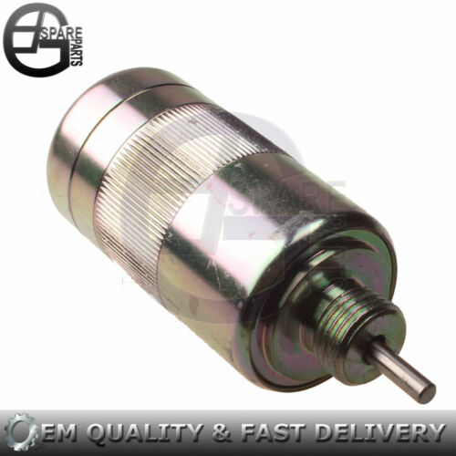 Stop Solenoid SBA185206083 for ISM N844 New Holland L125 L140 L150 L160 L170