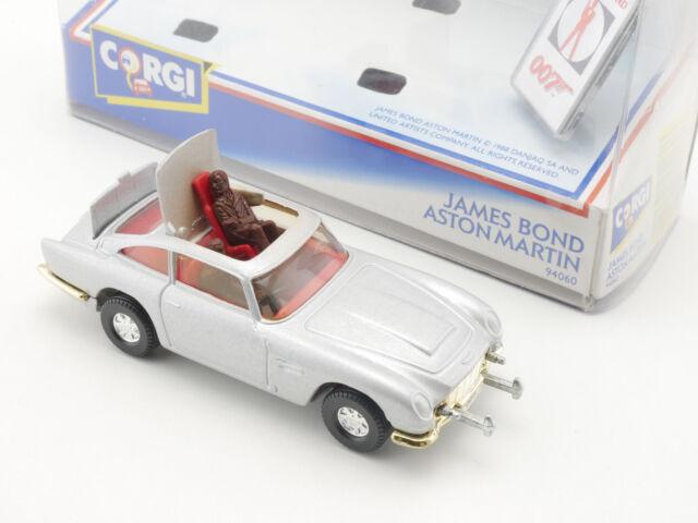 Corgi 10cm Long Diecast 96655 James Bond 007 Aston Martin Db5 Günstig Kaufen Ebay