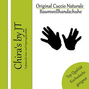 Cuccio-Baumwollhandschuhe-schwarz-Cotton-Gloves-black-Allergiker-geeignet-Gr-11