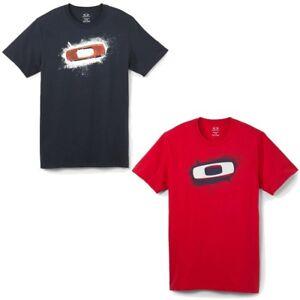 Oakley-Men-039-s-Lead-Tee-T-Shirt