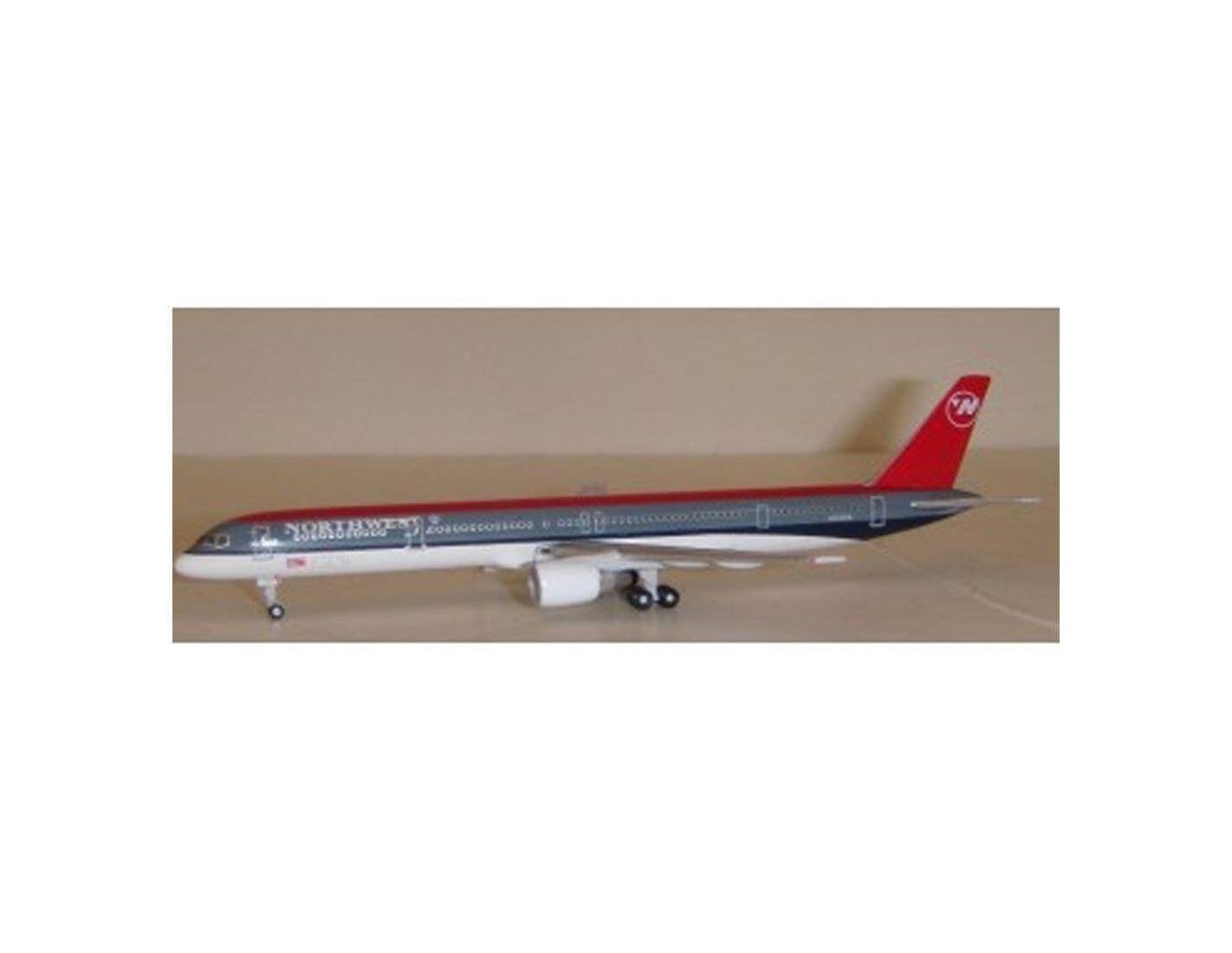 Schuco 3557472 BOEING 757-300 757-300 757-300 NORTHWEST 1 400 Modellino f9b0e6
