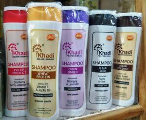 Khadi-Ayurveda-Professional-Shampoo-Collection-Ayurveda-200-ML