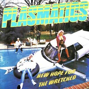 PLASMATICS-NEW-HOPE-FOR-THE-WRETCHED-Double-Vinyl-LP-Brand-New-Still-Sealed