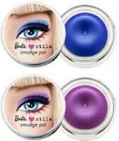 Barbie Loves Stila, Smudge Pot Cobalt Clutch(s394-03) Or Purple Pumps(s394-02)