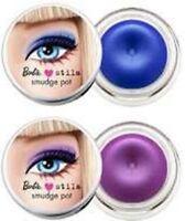 Barbie Loves Stila Smudge Pot 2 Cobalt Clutch(s394-03) & Purple Pumps(s394-02)