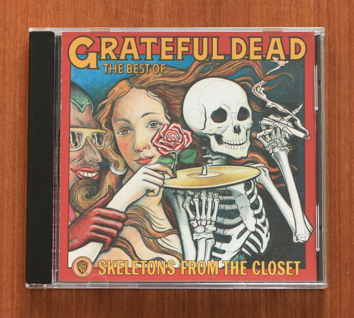 The Grateful Dead Skeletons From The Closet Cd 1974