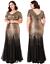 Goddiva-Chiffon-Inserts-Sequin-Maxi-Evening-Dress-Party-Bridesmaid-Prom-Sz-16-26 thumbnail 10