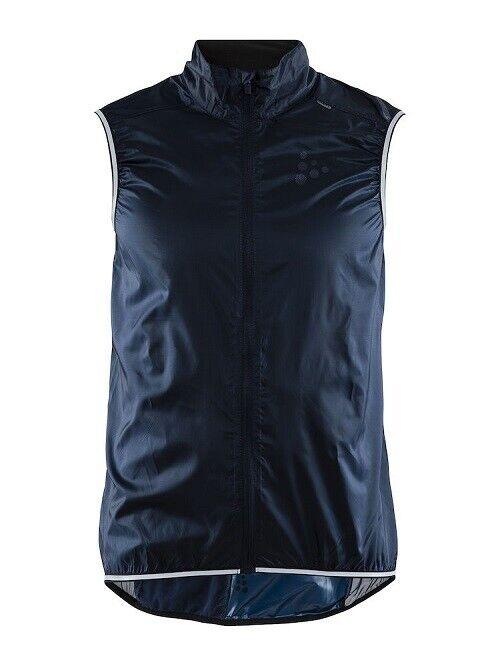 Craft lithe Jacket señores  súper fácil bicicleta chaqueta azul en talla L  barato