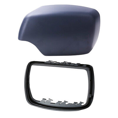 Driver Left LH Side Rear View Mirror Cover Cap Trim Ring fit BMW X5 E53 1999-06