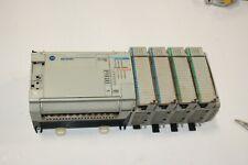 Allen Bradley Micrologix 1500 1764 Lsp Ser B Frn 4 1769 Ob16 1769 Iq16