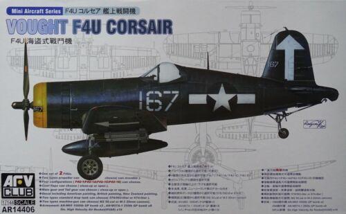 AFV CLUB AR14406 Vought F4U Corsair in 1:144