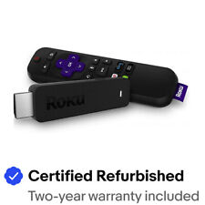 Roku Streaming Stick - Portable, Power-Packed Player Voice Remote