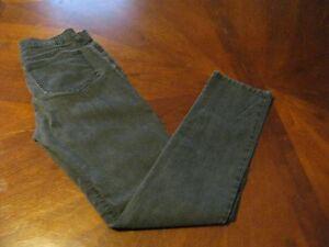 Size 2 LAFAYETTE 148 New York Black Denim Skinny Jeans Women's Pants EUC