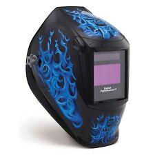 Miller Blue Rage Digital Performance Auto Darkening Welding Helmet 282001