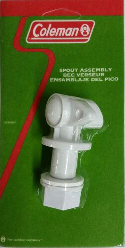 Spout Assembly POS#40100000568 Coleman Auslaufhahn für Getränkekühler 5 Gallon