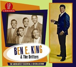 Ben-E-King-amp-the-Drifters-Absolutely-Essential-3CD-Collection-2016-NEW