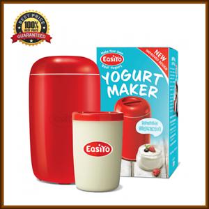 EasiYo-Yogurt-Maker-1kg-Classic-Red-Perfect-home-made-yogurt-every-time