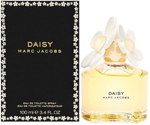 Marc Jacobs Daisy for Women 3.4 oz Eau de Toilette Spray- SEALED EXP 2022/01