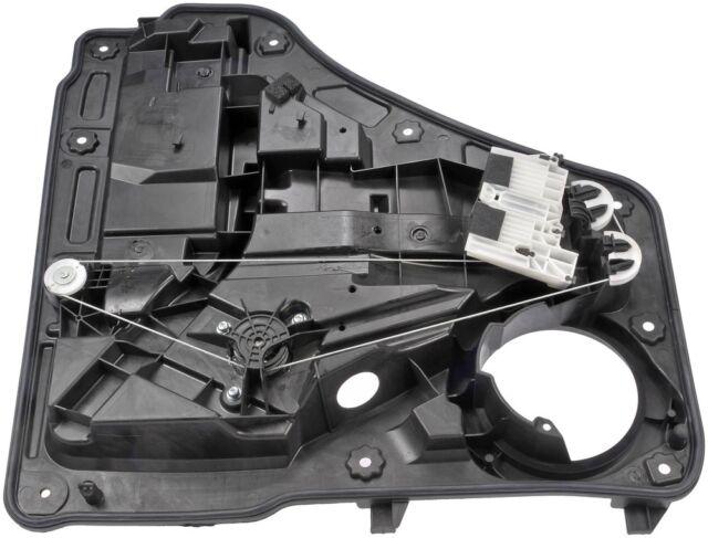 Power Window Motor and Regulator Assembly-Window Lift Motor Rear Left Dorman