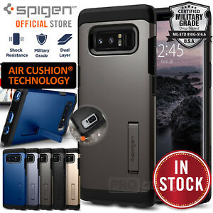 Galaxy-Note-8-Case-Genuine-SPIGEN-Heavy-Duty-Tough-Armor-Hard-Cover-for-Samsung