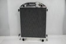 New Radiator FORD FLATHEAD ENGINE Flat Head Stock Height  1937-1938 37-38 V8