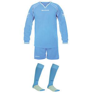 82db08f6a2e Givova Adult Leader Football Team Kits | eBay