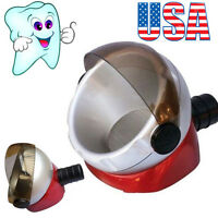 Usa Portable Dental Desktop Suction Vacuum Dust Collector Cleaner Lab Equipment