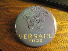 Versace Mirror - Eros Fragrance RePurposed Advertisement Pocket Lipstick Mirror